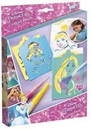 Totum Toys DISNEY PRINCESS STENCIL ART 044098