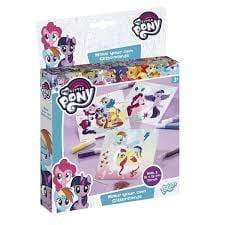 Totum Toys MY LITTLE PONY GLITTER CARDS - 130067