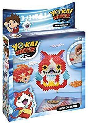 Totum Toys YO KAI WATCH IRON ON BEADS 860056