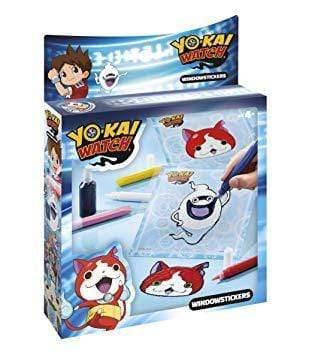 Totum Toys YOKAI WATCH WINDOW PAINT860032