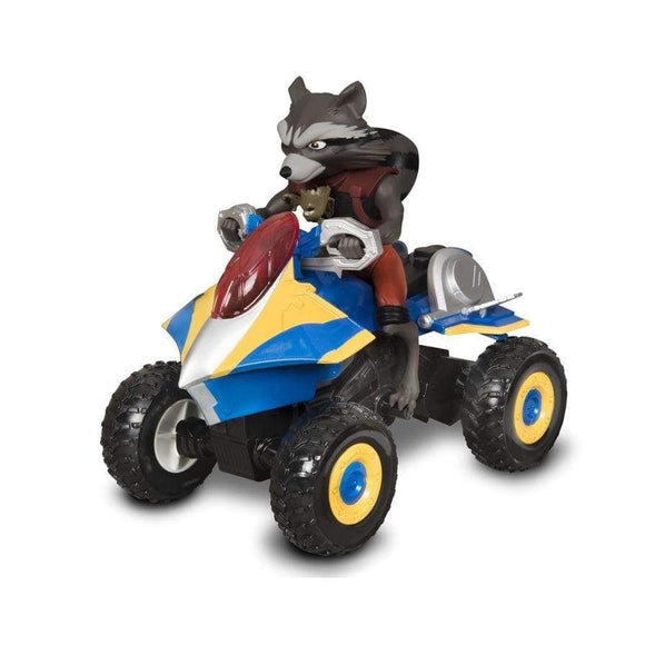 Toy state toys Marvel Rumble to the Rescue Rocket Raccoon