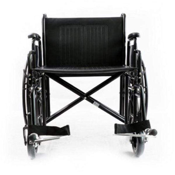Trister Appliances Trister Wheelchair Heavy Duty 24 Primo Black