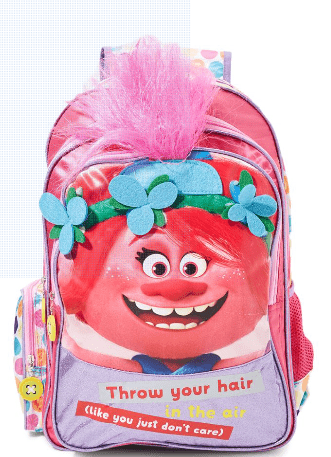 Universal Back to School Hair Up Backpack