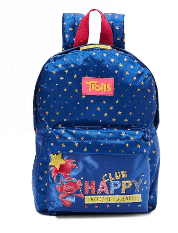 Universal Back to School Star Print Backpack