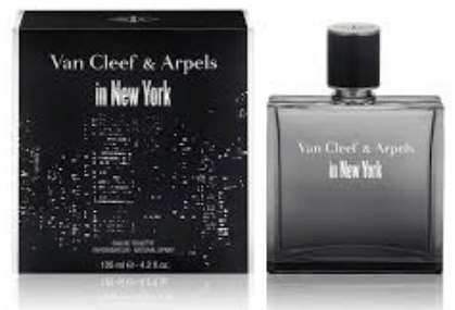 Van Cleef & Arpels Perfumes Van Cleef & Arples In New York Edt 125Ml