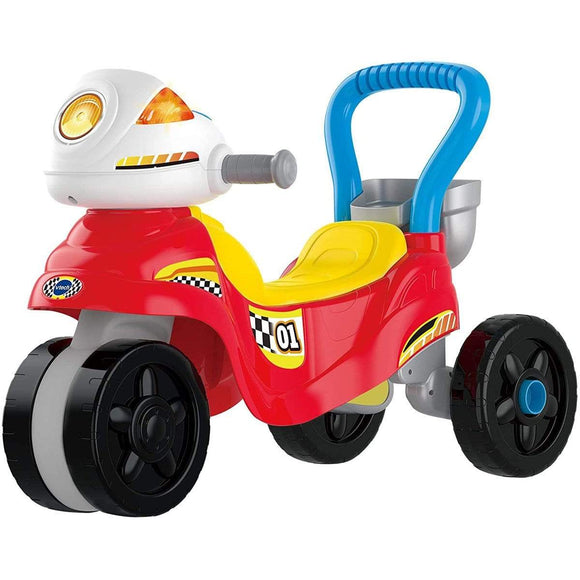 VTech Babies Vtech 3-in-1 Ride with Me Motorbike