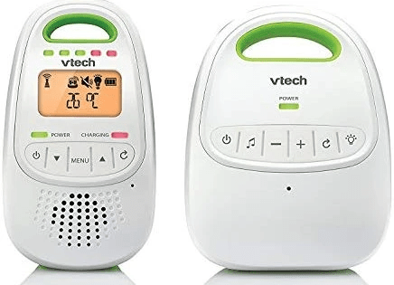 VTech Babies Vtech Backlit Digital Audio Baby Monitor VTBM2000