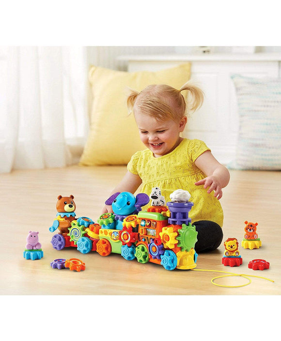 VTech Babies VTech Gearzooz Gear Up & Go Train