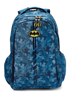 WB Back to School Camo Knight Backpack