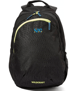 WILDCRAFT Back to School Bricks Casual Backpack 25 liter