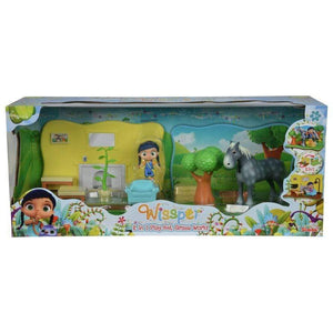 Wissper toys Wissper 2-in-1 Grass World Playset