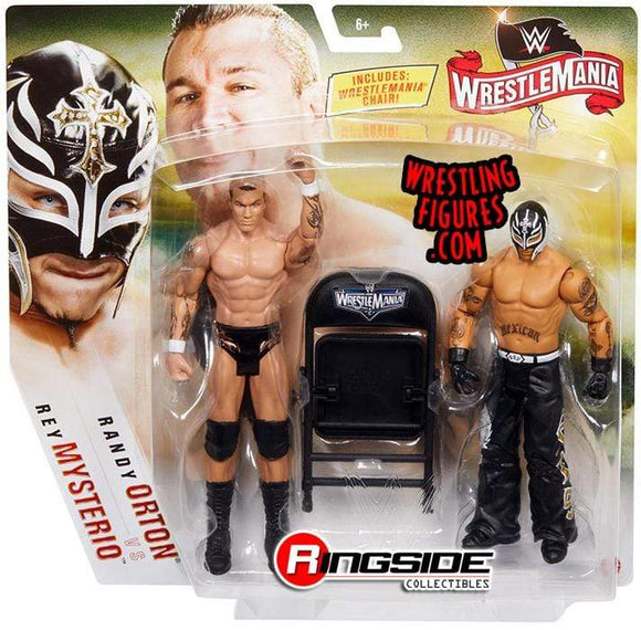 WWE Toys WWE WRESTLEMANIA 36 BATTLE PACKS