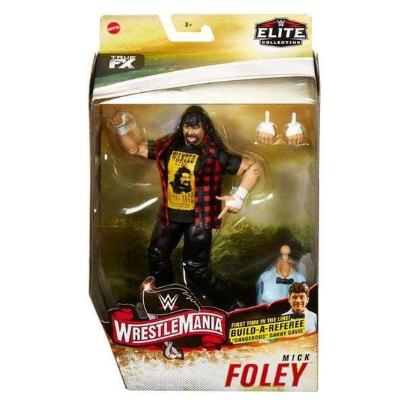 WWE Toys WWE WRESTLEMANIA 36 ELITES