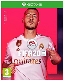 XBox One Gaming Fifa 20 Standard Edition for XBox One