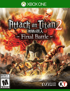 Xbox One Video Games A.O.T. 2: Final Battle - Standard