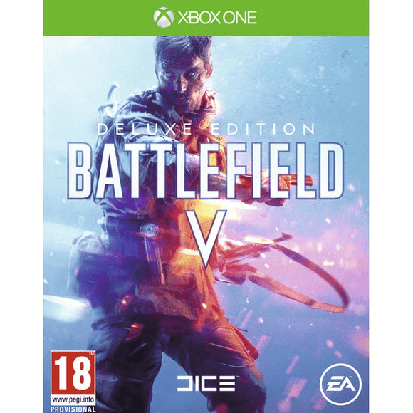 Xbox One Video Games Battlefield V Deluxe Edition Xbox One