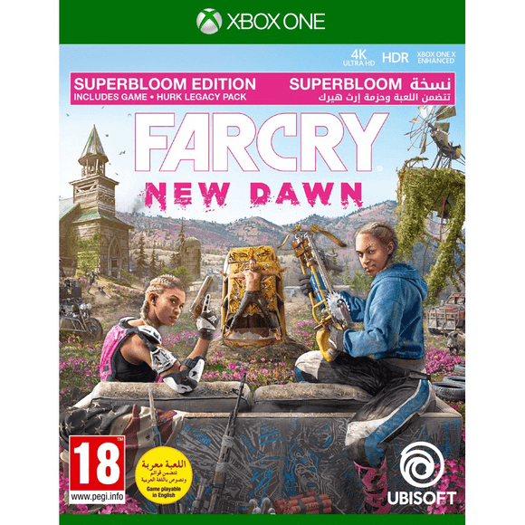 Xbox One Video Games Far Cry: New Dawn Superbloom Edition Xbox One
