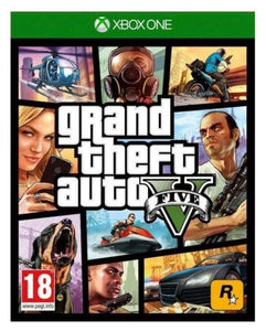 Xbox One Video Games Grand Theft Auto V - Xbox One