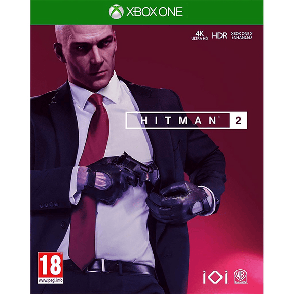 Xbox One Video Games Hitman 2 Xbox One