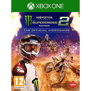 Xbox One Video Games Monster Energy Supercross 2 Xbox One
