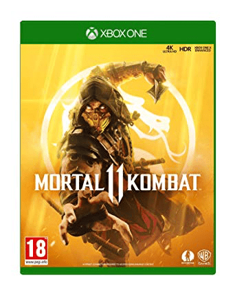 Xbox One Video Games Mortal Kombat 11 - Standard Xbox