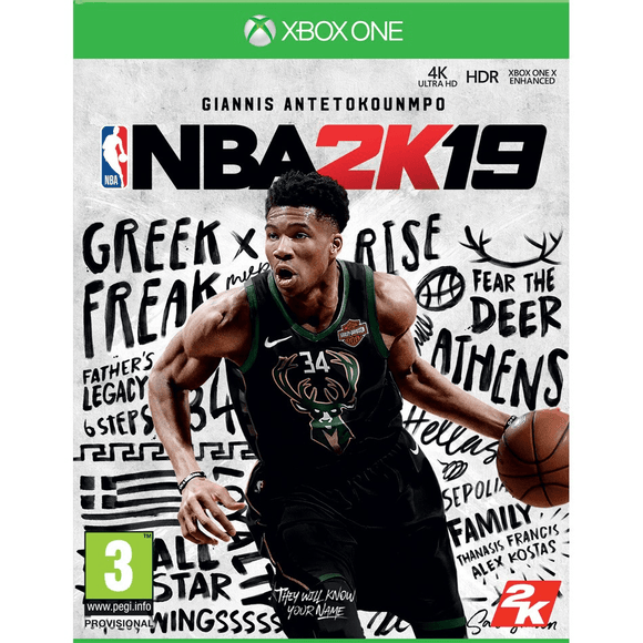 Xbox One Video Games NBA 2K19 Xbox One