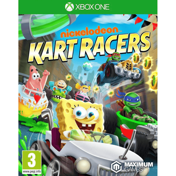 Xbox One Video Games Nickelodeon Kart Racers Xbox One