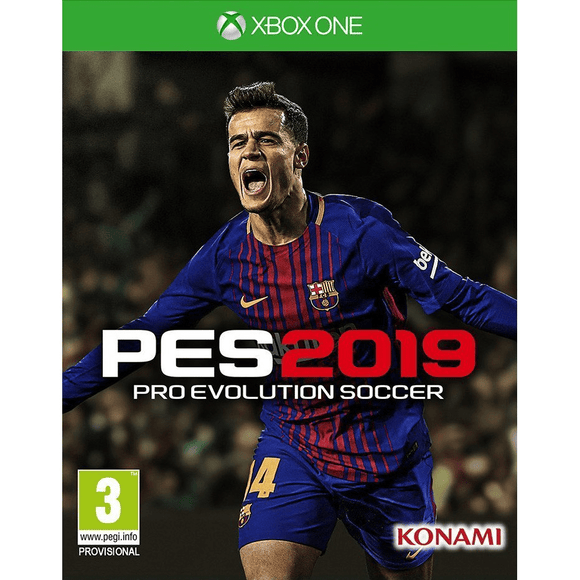 Xbox One Video Games Pro Evolution Soccer 2019 Xbox One