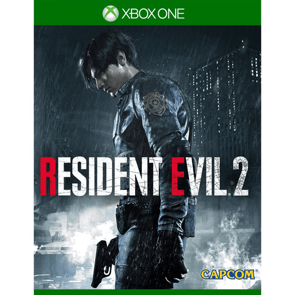 Xbox One Video Games Resident Evil 2 Lenticular Edition Xbox One