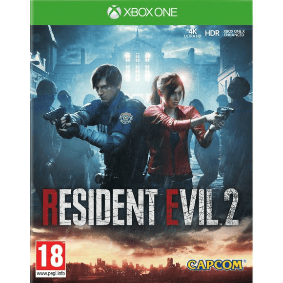 Xbox One Video Games Resident Evil 2 Xbox One