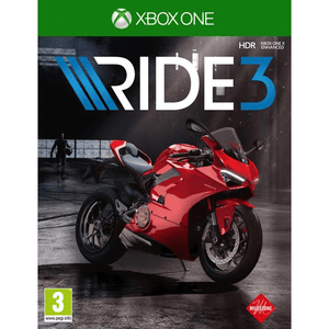 Xbox One Video Games Ride 3 Xbox One