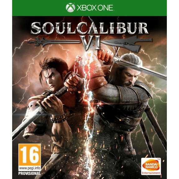 Xbox One Video Games SoulCalibur VI Xbox One