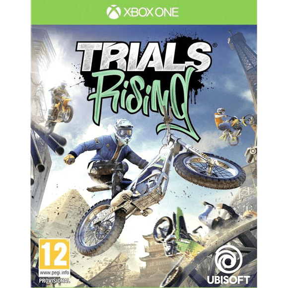 Xbox One Video Games Trials Rising Gold Edition Xbox One