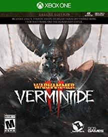 Xbox One Video Games Warhammer: Vermintide II - Deluxe Edition