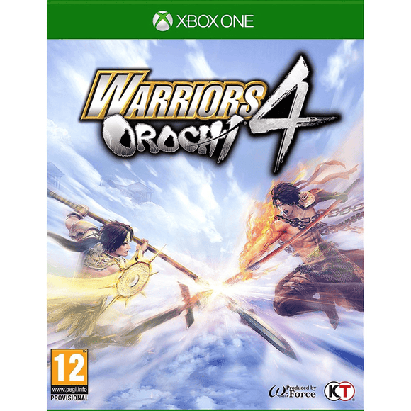 Xbox One Video Games Warriors Orochi 4 Xbox One