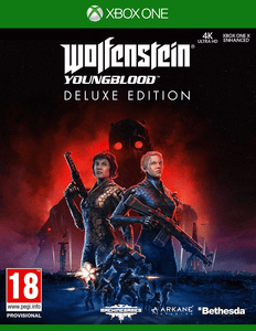 Xbox One Video Games Wolfenstein: Youngblood - Deluxe Edition