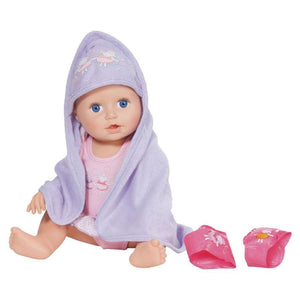 Zapf Creation toys Baby Annabell Learns to Swim Doll