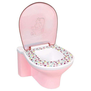 Zapf Creation toys Baby Born Funny Toilet