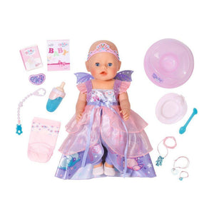Zapf Creation toys Baby Born Soft Touch Wonderland Fairy Doll (43 cm)