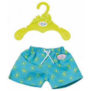 Zapf Creation toys Baby Born Swimshorts Collection (Styles May Vary)