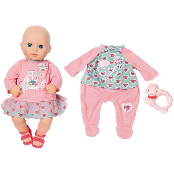 Zapf Creation toys My First Baby Annabell Doll and Outfit Set