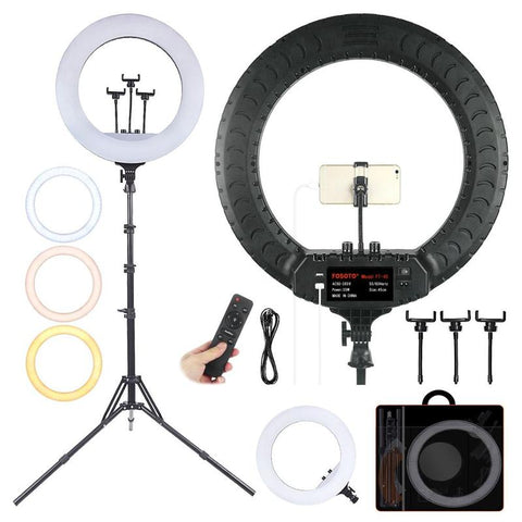 "18"" Ring Light With Remote"