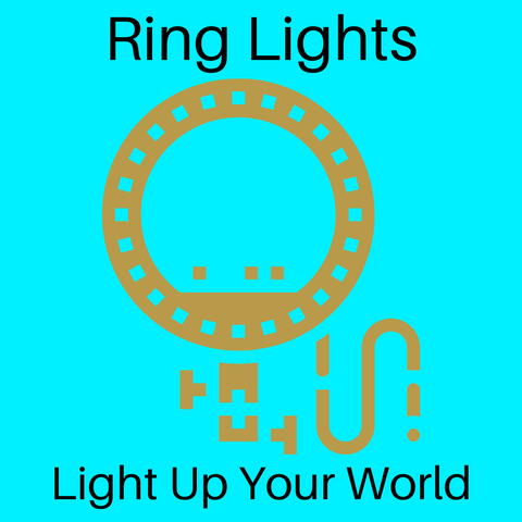 Light Up Your World Ring Lights