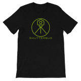 Tripod & Camera T-Shirt - Shutterbug Shop