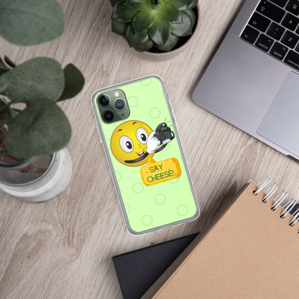 iPhone Case Smiley Face 11 Pro, 11 Pro Max - Shutterbug Shop