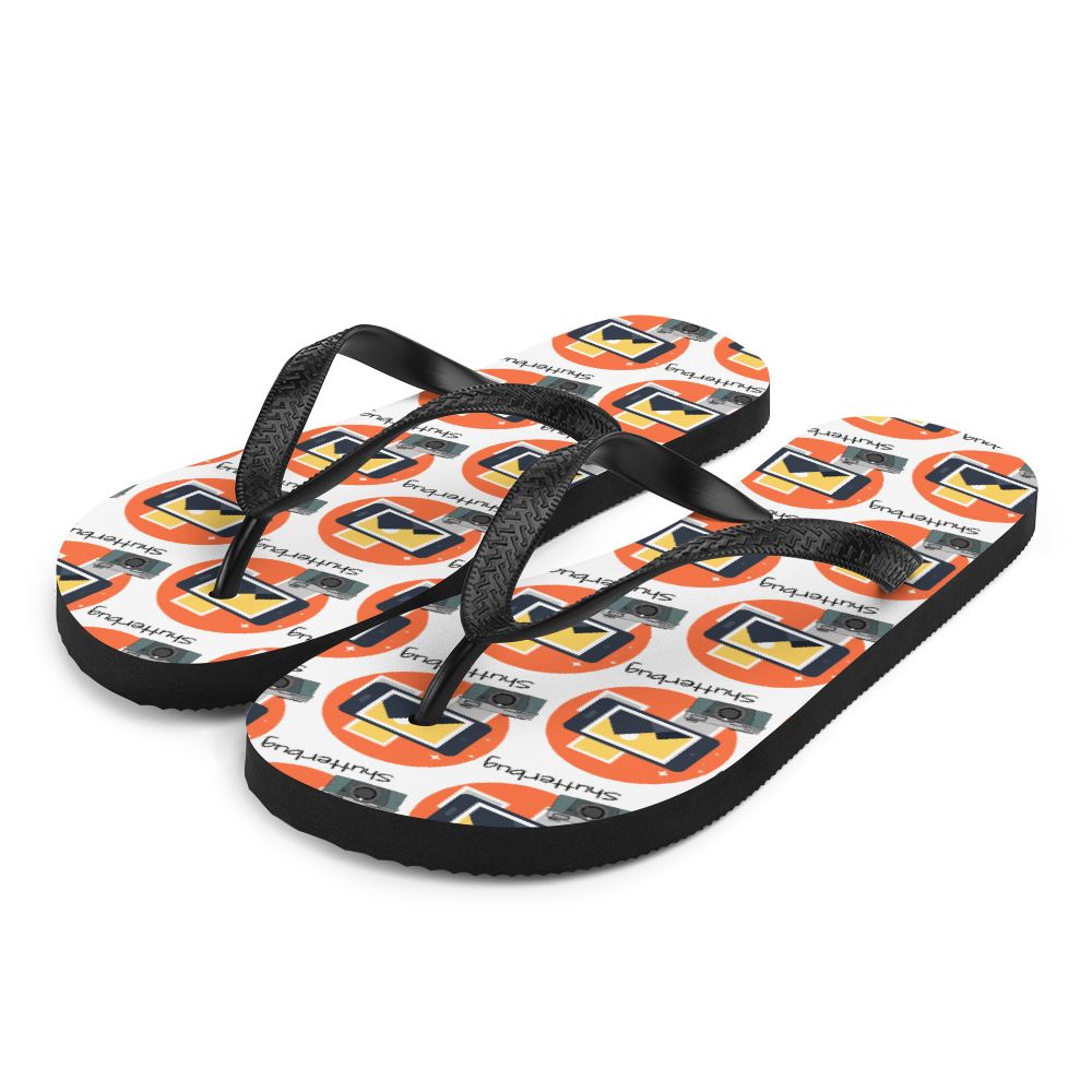 Phone & Camera Flip-Flops - Shutterbug Shop