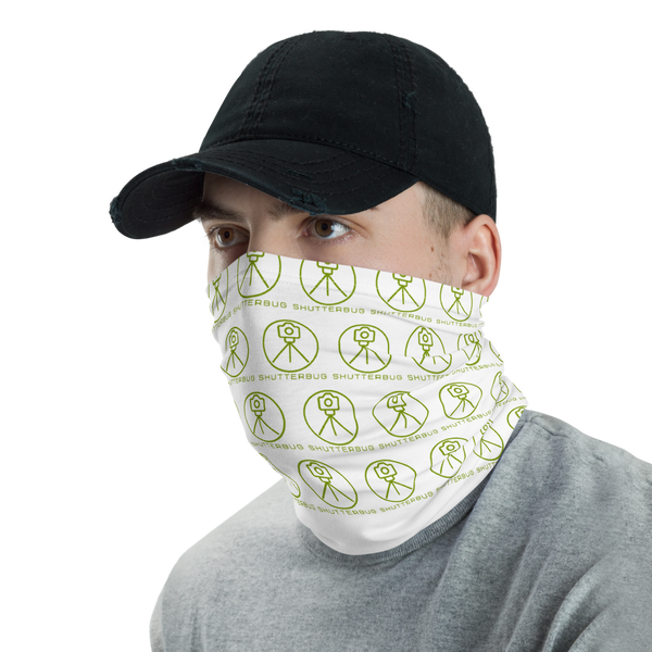 Tripod Neck Gaiter/Face Mask - Shutterbug Shop