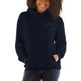 Shutterbug Embroidered Hoodie (Front) - Shutterbug Shop
