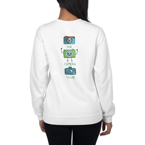 Sweatshirt Unisex (print on back) - Shutterbug Shop