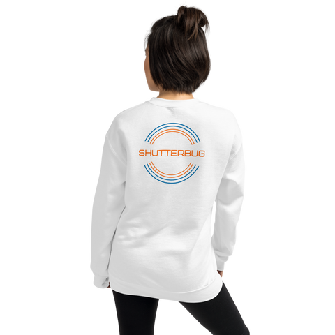 Sweatshirt Unisex (Double sided print-Back & Front) - Shutterbug Shop